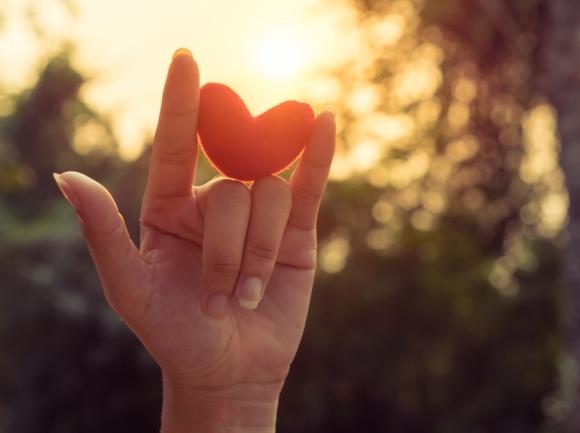 """Den mänskliga sidan av oss vill älska villkorslöst, knyta band till andra och må bra, vilket Elaine Aron kallar för """"länkning""""."""